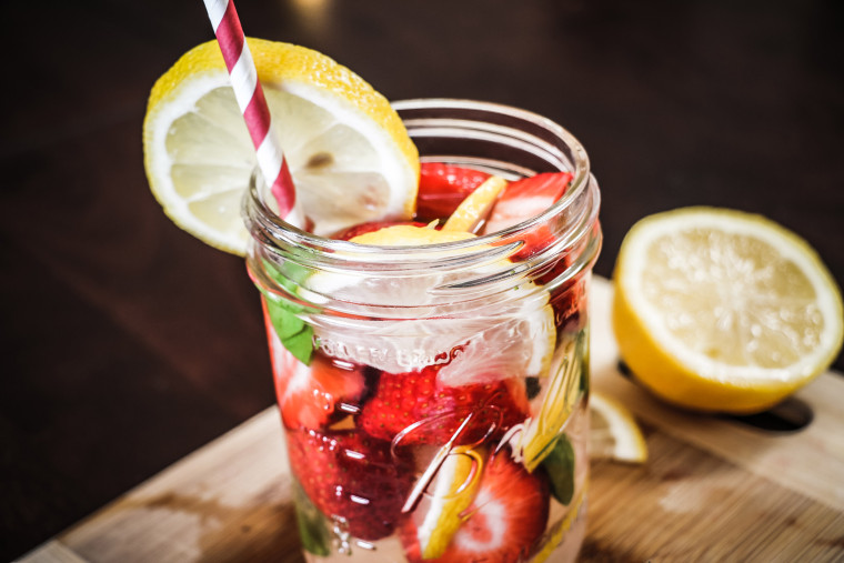 strawberry-basil-infused-water-detail